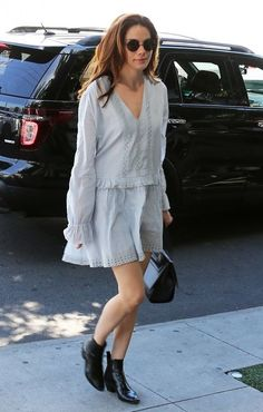 Michelle Monaghan Photos Photos - Actress Michelle Monaghan is spotted out and…