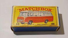 Matchbox 68b Mercedes Coach, € 49,- (1100 Wien) - willhaben Autos, Antique Toys, Vehicles