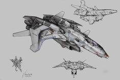 http://www.deviantart.com/art/Spacecraft-4-377140268
