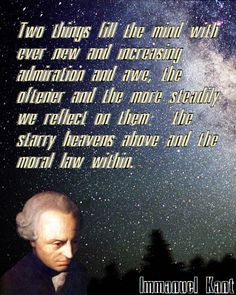 Kant   On Moral Law Within
