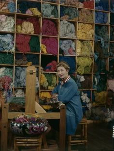 Dorothy Liebes, Textile Designer