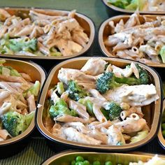 Make-your-own tv dinners