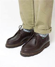 f9ea21884e0 Image result for paraboot michael cafe