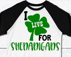 Make And Sell, How To Make, Fun Signs, St Patrick Day Shirts, St Patricks Day, Saint Patricks, Boutique Design, Embroidery Files, One Design