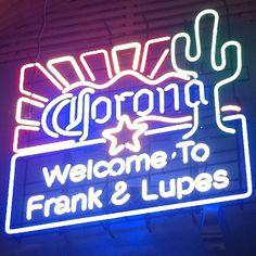 Scottsdale, AZ - neon, sign, arizona, corona, mexican food
