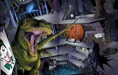Follow the Path - The Batcave - Comics Should Be Good! @ Comic Book ResourcesComics Should Be Good! @ Comic Book Resources