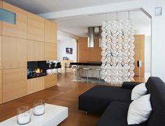 Die besten 25 h ngende raumteiler ideen auf pinterest h ngender raumteiler diy raumteiler - Schall reduzieren wohnzimmer ...