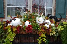 images of fall decorating | now it is time to take this fall fabulous decorating outside mums the ...