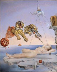 In my top 5 favorite Dali paintings