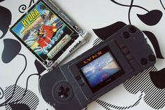 On instagram by heizuz #retrogames #microhobbit (o) http://ift.tt/1Za4n7q #lynx #atarilynx #hydra #game #gamecollector #gamecollection #games #gamer  #retrogamer #instagamer #instagame #instagames #instagaming #pelit #pelaaja #videogame #videogameaddict #videogamer #videogames #handheld #retropelit #instadaily #instagood