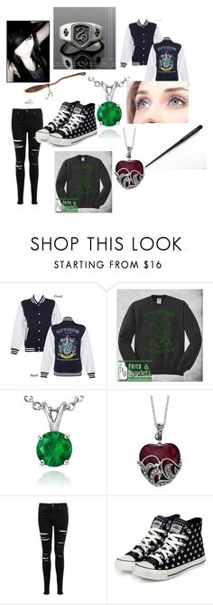 """""""Quidditch"""" by hidden-thoughts ❤ liked on Polyvore featuring Blue Nile, Miss Selfridge and yeswalker"""