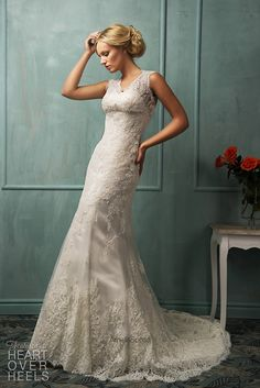 this designer speaks my language.  Amelia Sposa 2014 Wedding Dresses  Heart Over Heels