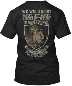 We Weld.