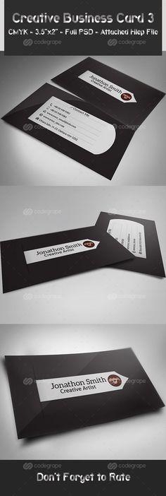 Creative Business Card V 21 - http://www.codegrape.com/item/creative-business-card-v-21/6309