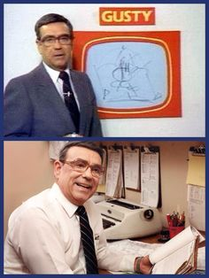 Don Woods, chief meteorologist, Channel and his nightly Gusty drawing. Sweet Memories, Childhood Memories, Tulsa Time, Tulsa Oklahoma, Those Were The Days, Oldies But Goodies, Growing Up, Woods, Nostalgia