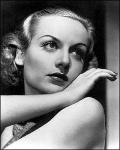 Beautiful Carole Lombard
