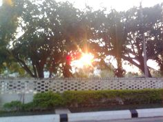sunrise every morning give me hope that its gonna be a good day....:D