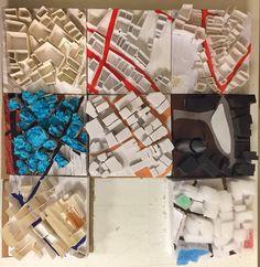 Mapping model #Galata