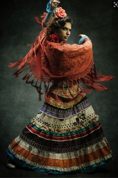 Gypsy fashion