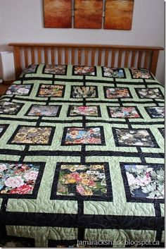 This is Marg's Town Square quilt and the pattern is by Mountain Peak Creations. Marg made this quilt using Asian inspired fabrics from . Japanese Quilt Patterns, Scrappy Quilt Patterns, Quilt Square Patterns, Japanese Quilts, Sampler Quilts, Square Quilt, Japanese Fabric, Big Block Quilts, Quilt Blocks