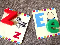 Letter Matching for toddlers