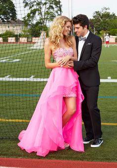 Mori Lee Beaded Bodice Prom Dress 95013
