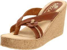 Sbicca Women's Daisy Wedge Sandal