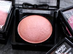 NYX Wanderlust Baked Blush, Jan. 2014 (only $7 each)