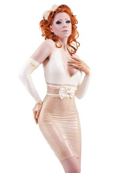 Latex Dress Ophelia Overdose...in a diff color