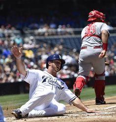 Tommy Medica, San Diego Padres