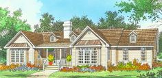 The Wingate House Plan