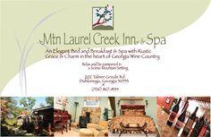 Mtn Laurel Creek Inn and Spa