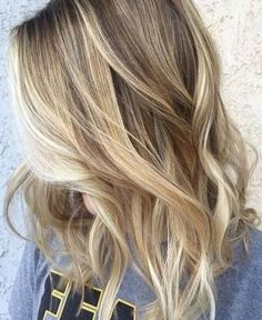 Image result for blonde highlights