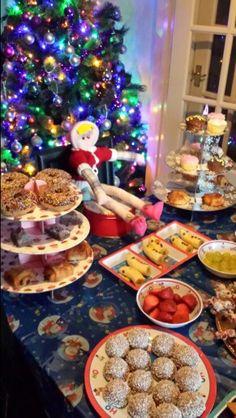 North pole breakfast North Pole Breakfast