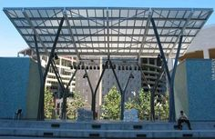 Timber Structure, Shade Structure, Roof Design, Exterior Design, Canopy Architecture, Retail Architecture, Architecture Design, Retail Facade, Canopy Shelter
