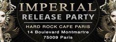 Release Party Magoa Mercredi 12 Octobre @ Hard Rock Cafe Paris  https://www.facebook.com/events/1180395268701833/