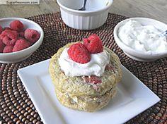Single Serving Gluten Free Chia Puff Pancake