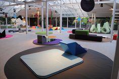 Indoor toddlers area - Playwithdesign