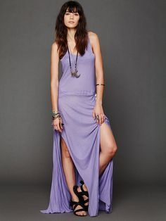 Love this casual slouchy Maxi!! Free People Made My Day Maxi, $88.00