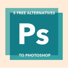 5 Free Alternatives to Photoshop