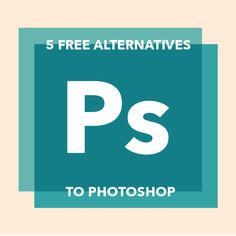 5 Free Alternatives to Photoshop