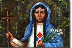Four Urgent Reasons To Turn to St. Kateri The Mohawk saint shows us how to live today