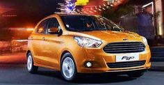 Sleek Exterior Design #Ford #Figo Next-Gen Figo's got that edgy design and sleek styling you've been looking for. Its bold and aerodynamic exterior conveys a sense of confidence and competence.Contact #SabarmatiFord #Ahmedabad