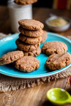 Soft Paleo Apple Cinnamon Cookie