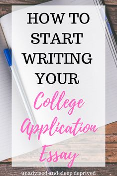 The College Application Essay is probably the most important part of the college application process. Here you will learn different college application tips, like brainstorming essay ideas, creating an outline, and writing your first draft. College Application Essay Examples, College Essay Tips, Best College Essays, College Admission Essay, College Fun, College Hacks, College Students, College Checklist, College Dorms
