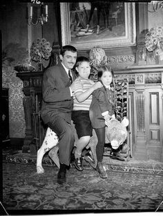 The Addams Family Gomez, Pugsley & Wednesday