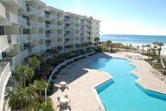 The 5 Best Resort Pools in Destin, Florida - The Good Life Destin Destin Florida Vacation, Destin Resorts, Florida Travel, Florida Beaches, Beach Resorts, Vacation Places, Vacation Spots, Vacation Rentals, Vacation Ideas
