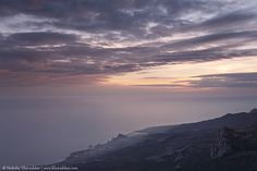 Black sea south coast at sunset by nickolay_khoroshkov, via Flickr