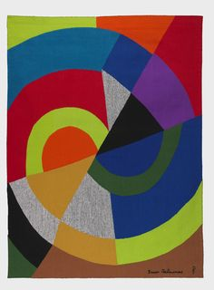 Orphasim Co Founder Sonia Delaunay