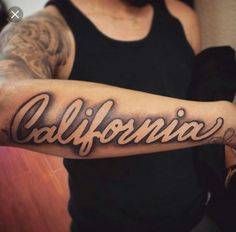 100 California Tattoo Designs for Men - Pacific Pride Ink Ideas Forarm Tattoos, Forearm Tattoo Men, Life Tattoos, Body Art Tattoos, Last Name Tattoos, Names Tattoos For Men, Tattoo Sleeve Designs, Tattoo Designs Men, Sleeve Tattoos